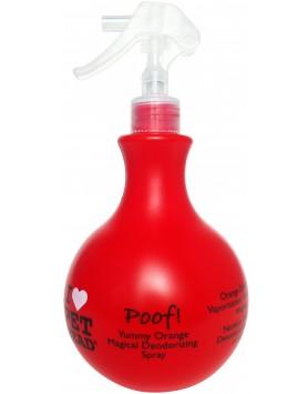 Spray Pet Head Poof - Yummy Orange 450ml