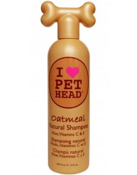 Champô Pet Head Oatmeal - Natural Shampoo 354ml