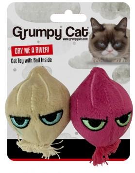 Grumpy Cat Onion Ball (x2)