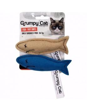 Grumpy Cat Smelly Sardines (x2)