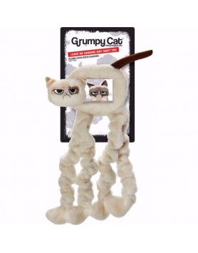 Grumpy Cat Plush Doorknob Hanger
