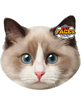 Pet Face - Ragdoll Cat