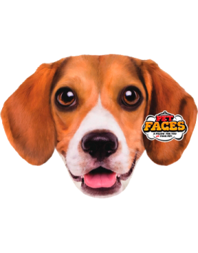Pet Face - Beagle