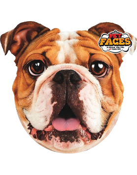 Pet Face - Bulldog Inglês