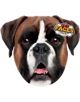 Pet Face - Boxer