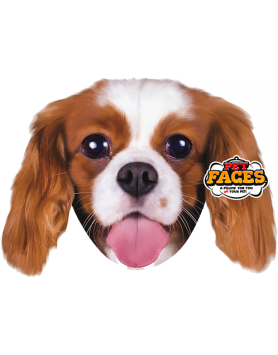 Pet Face - King Charles
