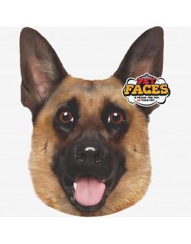 Pet Face - Pastor Alemão