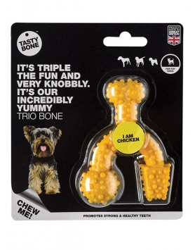 Tastybone Trio Bone - Frango