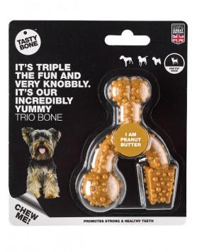 Tastybone Trio Bone - Manteiga de Amendoim