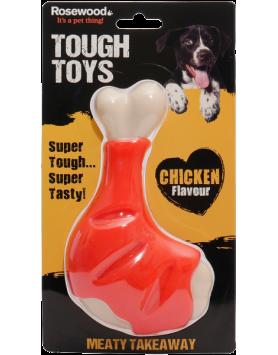 Perna de Frango Tough Toys - Frango