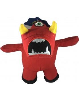 Peluche Monster - Vermelho
