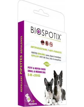 Pipeta para Cão Biospotix 1ml