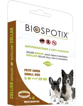 Coleira para Cão Pequeno Biospotix 38 cm