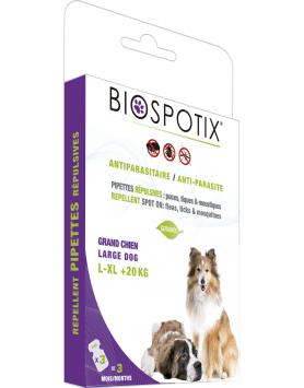 Pipeta para Cão Biospotix 3ml