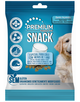Snack happyOne Premium Cachorros 100gr