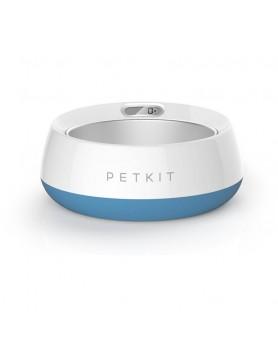 Comedouro com Balança Pet Smart - Azul