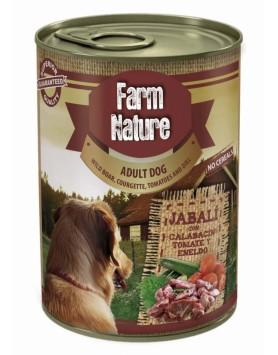 Alimento Húmido Farm Nature - Javali