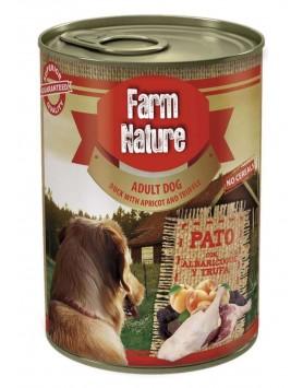 Alimento Húmido Farm Nature - Pato