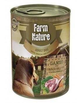 Alimento Húmido Farm Nature - Ganso