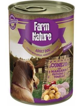 Alimento Húmido Farm Nature - Coelho