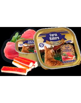 Alimento Húmido Farm Nature - Atum