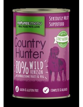 Alimento Húmido NM Country Hunter Cão - Veado 400g
