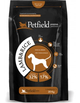 Petfield Lamb & Rice