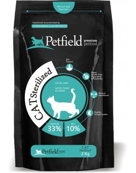 Petfield Cat Sterilized