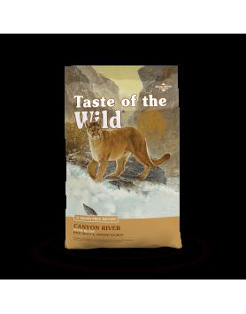 Taste of the Wild Gato - Canyon River