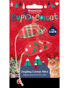 Xmas - Jingling Catnip Mice