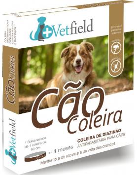 Vetfield Cão Coleira Ectop. (Raças Grandes)