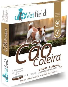 Vetfield Cão Coleira Ectop. (Raças Pequenas)