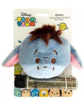 Disney Tsum-Tsum - Eeyore com Recarga de Catnip