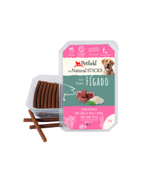 Petfield Sticks - Fígado 350g