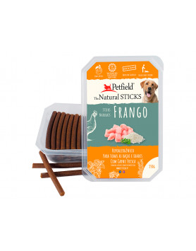 Petfield Sticks - Frango 350g