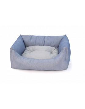 Nile Domino Bed - Azul