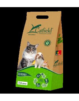 Pellets Catfield 7,5 Lt - Natural Wood