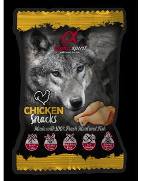 Snack Alpha Spirit para cão - Frango 50g