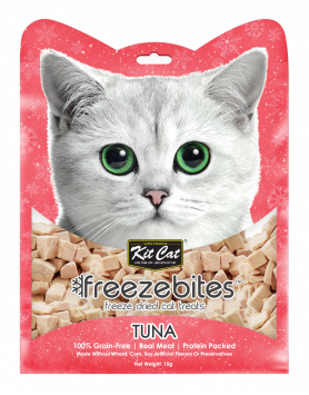 Snacks Kit Cat FreezeBites - Atum