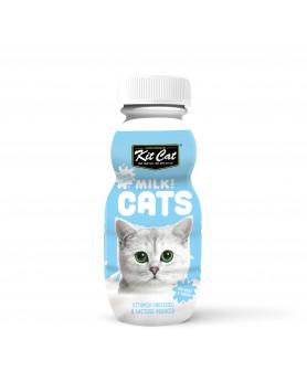 Kit Cat Milk - Leite para gato adulto 250ml
